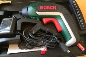 BOSCHボッシュ コードレスドライバー『 IXO 5』